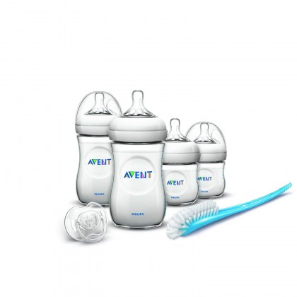 Philips AVENT Natural Newborn Starter Set with gift
