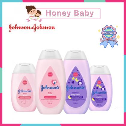 Johnson's Baby Lotion Bedtime/Regular (100ml/200ml)