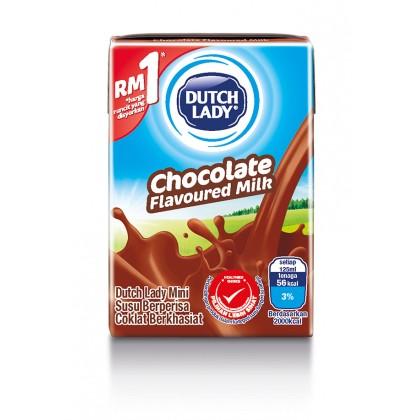DUTCH LADY UHT 125ML DISNEY MARVEL FROZEN (CHOCOLATE / STRAWBERRY / FULL CREAM)