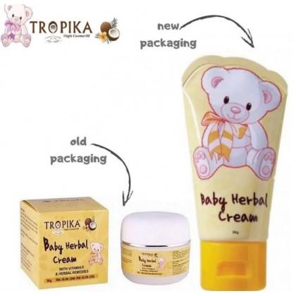 Tropika Baby Herbal Cream 50G