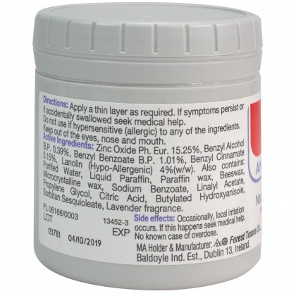 Sudocream Nappy Rash Cream 60g