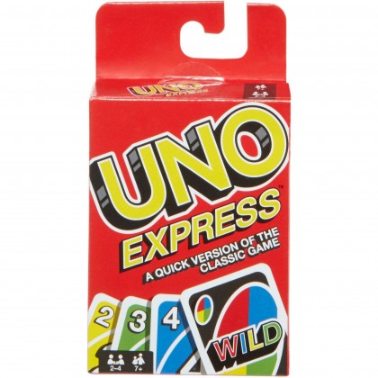 UNO Express A Quick Version Of The Classic Game
