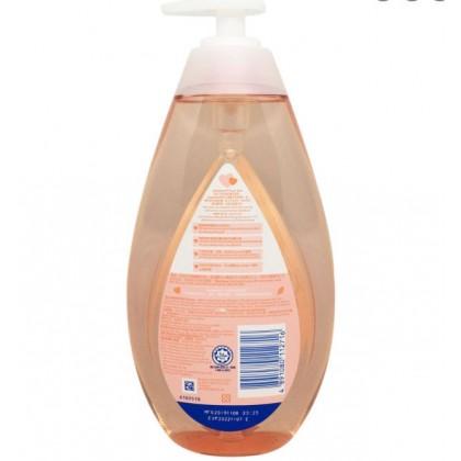 Johnson's Peach Bath 750ml