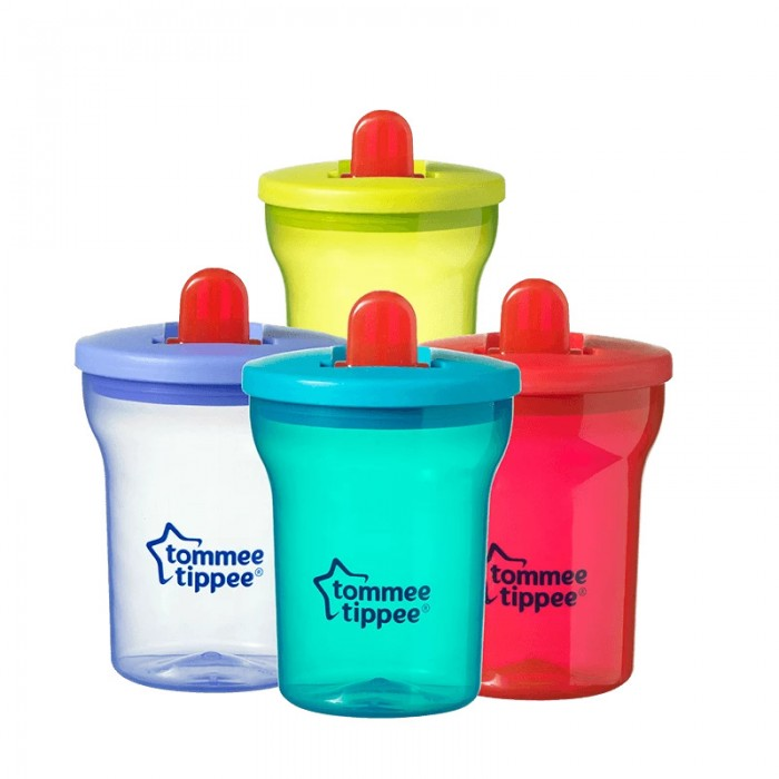 Tommee Tippee Essentials Free Flow First Beaker 4m 7oz